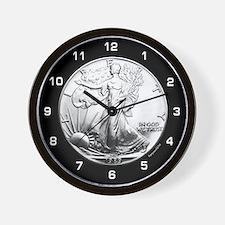 SAE Wall Clock