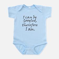 Googled I am Infant Bodysuit
