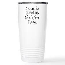 Googled I am Travel Coffee Mug