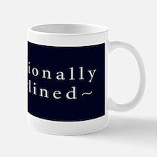 Motivationally Disinclined Mug