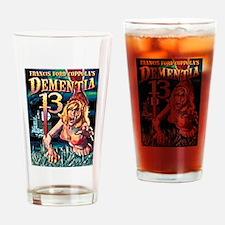 Dementia 13 Drinking Glass