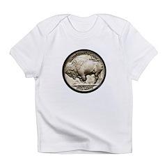 Buffalo Nickel Infant T-Shirt