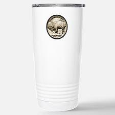Buffalo Nickel Travel Mug