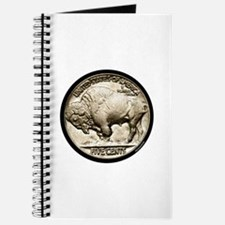 Buffalo Nickel Journal