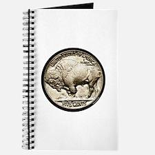 Buffalo Nickel Journal