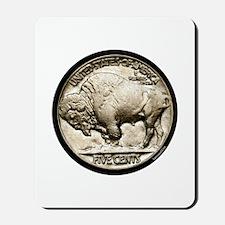 Buffalo Nickel Mousepad