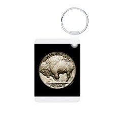 Buffalo Nickel Keychains