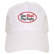 Play Rugby Baseball Cap