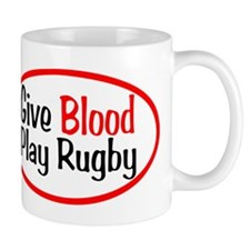 Play Rugby Mug
