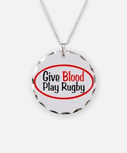 Play Rugby Necklace