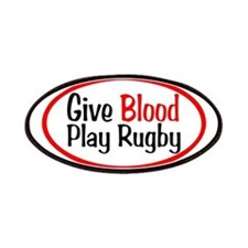Play Rugby Patches