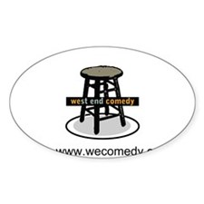 West End Comedy Decal