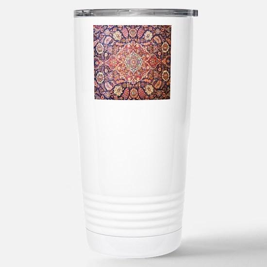 Persian carpet 1 Stainless Steel Travel Mug