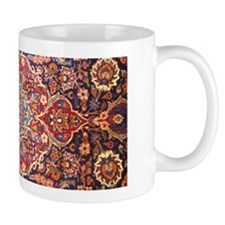 Persian carpet 1 Mug