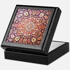 Persian carpet 1 Keepsake Box