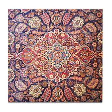 Persian carpet 1 Tile Coaster
