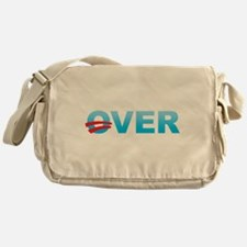 Barack Obama is Over Messenger Bag