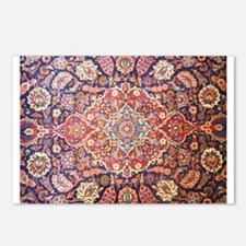 Persian carpet 1 Postcards (Package of 8)