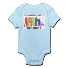 Kentucky diversity Infant Creeper