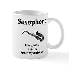 Funny Saxophone Mug