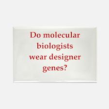 funny biology joke Rectangle Magnet (10 pack)