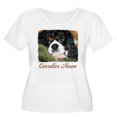 Cavalier Mom T-Shirt