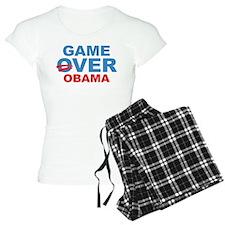 Anti Obama Game Over Pajamas
