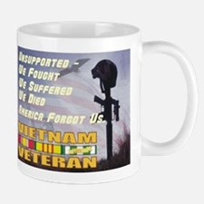 Unsupported Vet Small Mugs