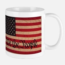 WE THE PEOPLE WITH FLAG OF FR Mug
