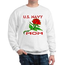U.S. Navy Mom w/ Rose Jumper