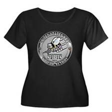 USN Navy Seabees Can Do Metal T