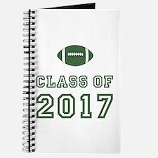 Class Of 2017 Football Journal
