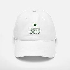 Class Of 2017 Football Baseball Baseball Cap