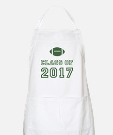 Class Of 2017 Football Apron