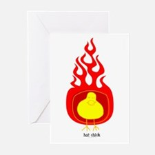 Hot Chick Greeting Cards (6)