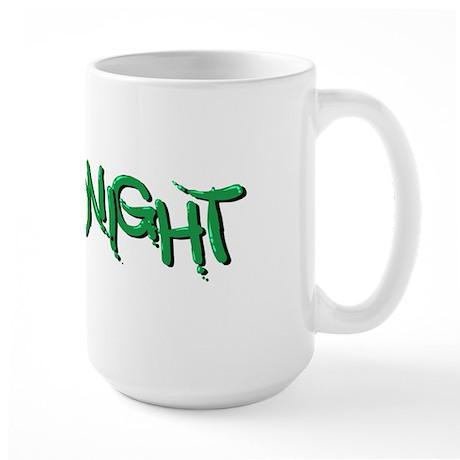 Goodnight Large Mug