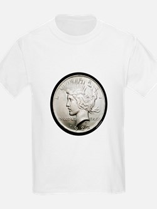 Peace Dollar T-Shirt