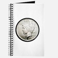 Peace Dollar Journal