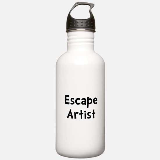 Escape Artist Water Bottle