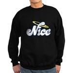 Naughty or Nice Sweatshirt (dark)