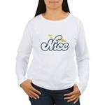 Naughty or Nice Women's Long Sleeve T-Shirt