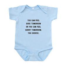 Sore Or Sorry Infant Bodysuit