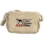 XMAS Messenger Bag