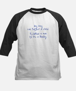 Daddy Kids Baseball Jersey
