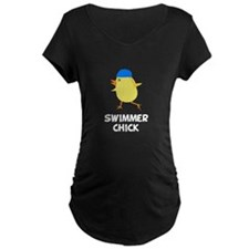 Swimmer Chick T-Shirt