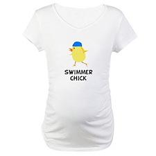 Swimmer Chick Shirt