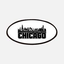 Chicago Skyline Patches