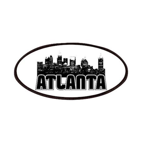 Atlanta Skyline Patches