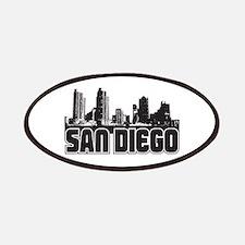 San Diego Skyline Patches