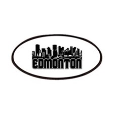 Edmonton Skyline Patches